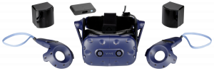 HTC Vive Pro CE EU Full Kit with Base station