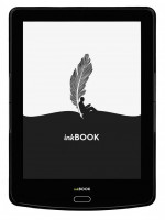 "Čítačka InkBOOK Prime HD - 6 "",8GB,1448x1072,Wi-Fi,BT,Black"