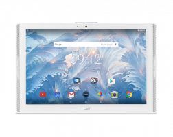"""Acer Iconia One 10 - 10 """"/ MT8735/16GB/2G/IPS HD/LTE/Android 7.0 biely"""