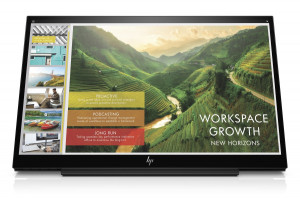 HP EliteDisplay S14 1920x1080/700: 1/5ms/USB-C
