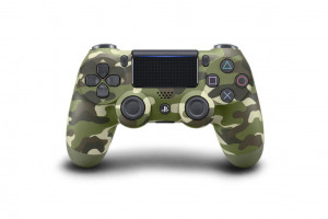 PS4 Dualshock 4 GREEN Cammy v2 (9894858)