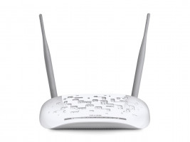 xWLAN router/modem 300MB TP-Link W9970