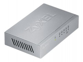 Zyxel ES-105A v3 5-Port Desktop/Wall-mount Fast Ethernet Switch