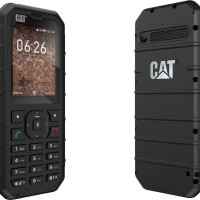Cat B35 4G Dual-SIM black