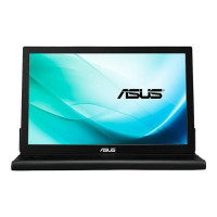 ASUS MB169B + - LED monitor - 15.6