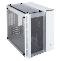 Case Midi Corsair Crystal 280x White