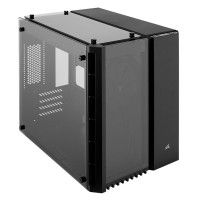 Case Midi Corsair Crystal 280x black