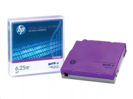 HP LTO-6 Ultrium 6.25 TB MP WORM Data Cartridge (C7976W)