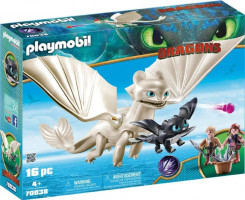 Playmobil Light Fury 70038