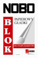 NOBO papier pre flipchart,40 pages,5 packages (10001)