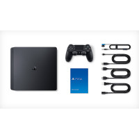 Sony PlayStation 4 Slim (CUH-2216B) 1TB
