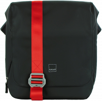 ACME Made North Point Messenger black orange