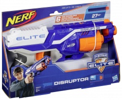 Nerf N-Strike Elite disruptory