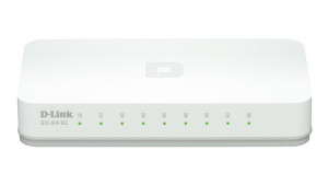 D-LINK Switch (GO-SW-8E/E)