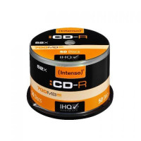 CD-R Intenso [cake box 50 | 700MB | 52x] (1001125)