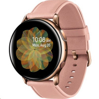 Galaxy Watch Active2 Stainless Steel 40mm Gold