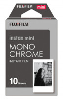 Fujifilm Instax 3x10 Film Mini,Monochrome WW1