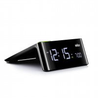 Braun BNC 016 BKEU LED Alarm Clock black