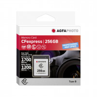 AgfaPhoto CFexpress        256GB Professional High Speed
