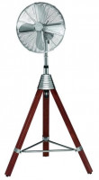 AEG fan 40cm VL 5688 S (Wood/Inox)