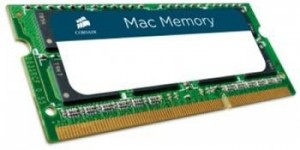 Corsair Mac Memory 16GB (Kit 2x8GB) 1333MHz DDR3 CL9 SODIMM (pre Apple NTB) rozbalený kus