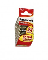 1x24 Panasonic Pre Power Diamond Micro AAA