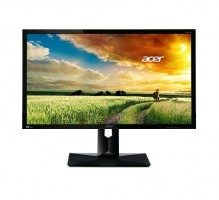 """ACER LCD XG270HUA, 68, 6cm (27 """") LED, 2560 x 1440, 100M: 1, 350cd/ m2, 1ms, DVI, HDMI, DP, Black/ Red"""