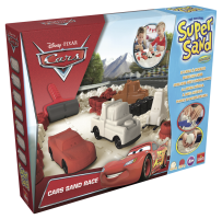 Goliath Super piesok Disney Cars