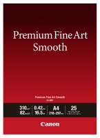 Canon FA-SM 1 Premium FineArt Smooth A 4,25 Sheet,310 g