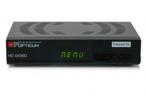 Opticum AX 360 Freenetu