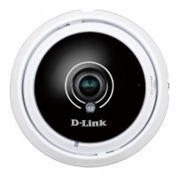 D-Link Vigilance Full HD Panoramic PoE Camera,3 Megapixel CMOS sensor