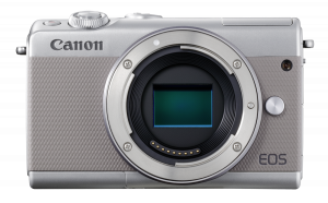 "Canon EOS M100 Body Grey,bezzrkadlovky,24 MP,3,0"",WIFI"