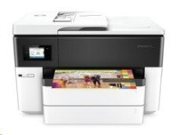 HP All-in-One Officejet 7740 Wide Format (A3 +, 27/ 17 ppm, USB, Ethernet, Wi-Fi, Print/ Scan/ Copy/ FAX)