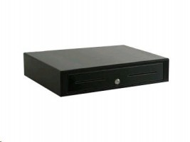 APG Vasario 1616 - Electronic cash drawer - MultiPro 320 - čierna