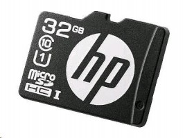 HP 32GBmicroSDMainstream Flash Media sada