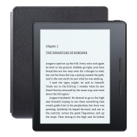 "Amazon Kindle Oasis,6""E-Ink displej,WiFi,čierny"