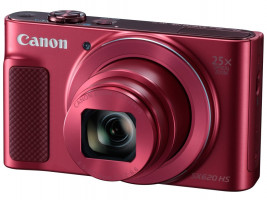 """Canon PowerShot SX620HS, Red - 20MP, 25x zoom, 25-625mm, 3,0"""""""