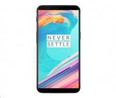 OnePlus 5T 4G 128GB Dual-SIM midnight black - použitý