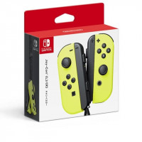 Nintendo Joy-Con 2-Pack Neon-Yellow,Gamepad & Controller