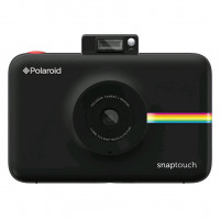 Polaroid SNAP Touch black Instant Camera