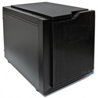 Case M/ATX GAMING Chieftec CUBE
