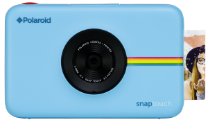 Polaroid SNAP Touch blue Instant Camera