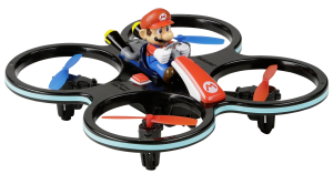 Carrera RC Air 2,4 GHz Nintendo Mini Mario dron