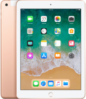 Apple iPad 9.7,128GB zlatý