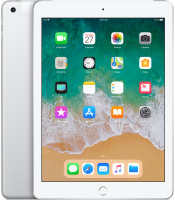 Apple iPad (2018) LTE 128GB Silver