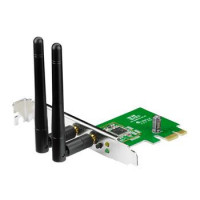 ASUS PCE-N15 Wireless PCI-E card802.11n, 300Mbps (2T2R)