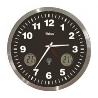 Mebus 41239 Radio controlled Wall Clock, hodiny