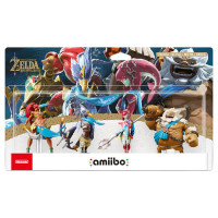 Nintendo amiibo The Legend of Zelda: Breath of the Wild Recken