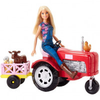 Mattel Barbie farmárky herný set