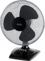 AEG fan VL 5529 black (520029)